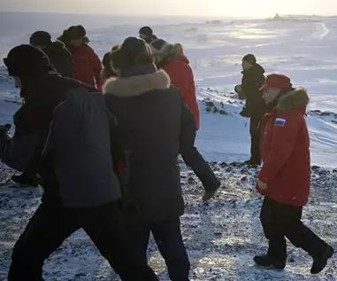 русская арктика 2017 сегодня