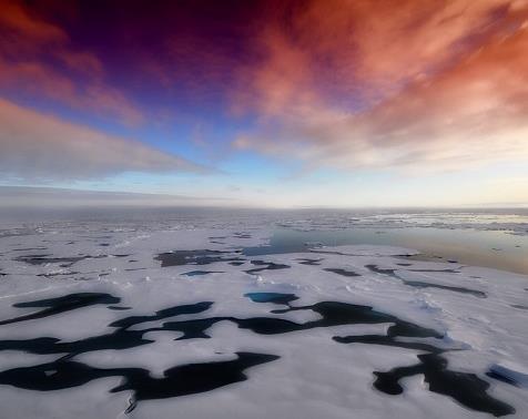 Работа связистом в Арктике
